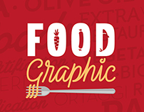Food Graphic - Infographic Poster