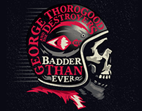 George Thorogood Tour Designs