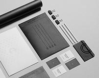 Ali Adams Studios — Brand Identity