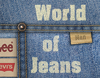 World of Jeans ( website )