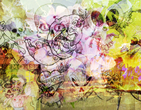 Ruffmouse Collage