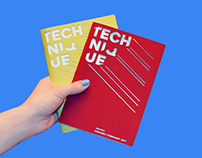 Technique Zine Series