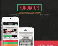 Fundiator iOS UI Project - 2014