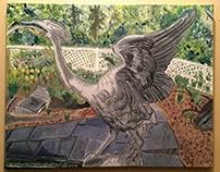 Heron of Snug Harbor