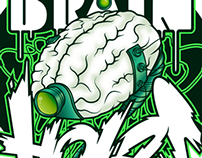 Brain Holes  // Vectorization