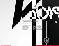 Kinopicz American - Branding