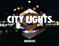 ABSOLUT CITY LIGHTS PITCH PROJECT