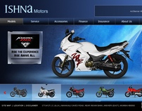 bike webdesign