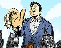 Dan Gilbert: Detroit's Demigod for 'Metro Times'