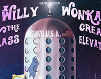 Willy Wonka & The Great Glass Elevator