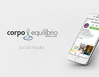 Corpo & Equilíbrio • Social Media 2015–16