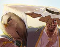 arabian samurai