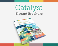Catalyst - Elegant Brochure
