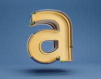 Pandub Alphabet