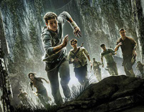 "Animated gifs for the movie ""Maze Runner"""