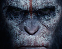 """Dawn of the Planet of the Apes"" Animated Gifs"