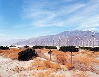 SAN GORGONIO PASS WIND FARM