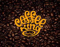 COFFEE KING / Logotipo