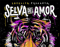 MADNESS Pop-up Store Promo for Lovelife's Selva de Amor