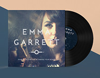 EMMA GARRETT EP ARTWORK