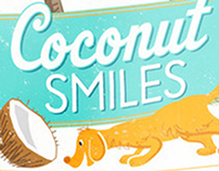 Dr. Harvey's Coconut Smiles Packaging