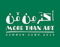 More Than Art summer camp 2014