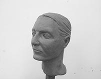 head modeling practice