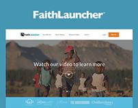 FaithLauncher - Crowdfunding Site
