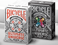 ULTIMATE UNIVERSE playing card