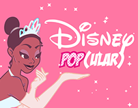 Disney POP(ular) [illustrations]