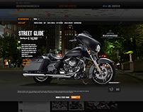 Harley Davidson (SapientNitro)