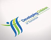 Logo design for FFF Developing Children for tomorrow