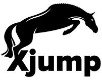 Xjump logo design for sale