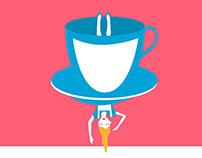 Wonderland's tea
