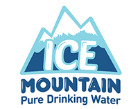F&N Ice Mountain Logo Rebrand