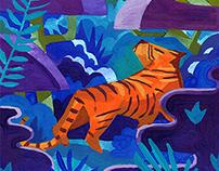 Jungle Nuit
