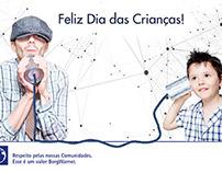 Dia das Crianças - Endomarketing BorgWarner Brasil