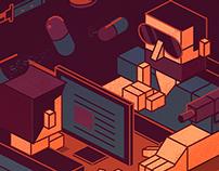Darknet, the Hidden Underbelly of the Web