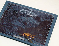 Dale Cooper Quartet & The Dictaphones Gigposter