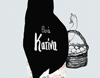 "Poster Design Challenge Week #18: ""Aunt Katina"""