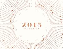 2015 o'clock