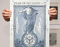 Year of No Light + O Gigposter