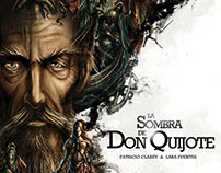 La Sombra de Don Quijote # graphic novel