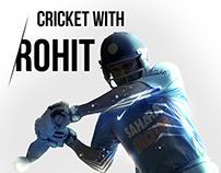 Nike India(Cricket with Rohit Sharma)