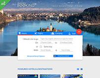 Booking Portal Design
