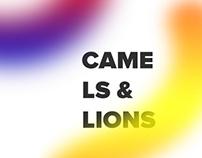 Camels & Lions