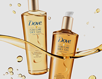 Dove - Pure Care Dry Oil