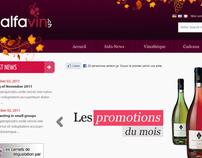 Alfavin.ch (Wine shop)