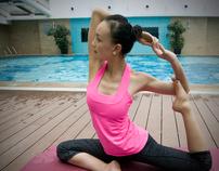 Yoga Class Millenium Hotel Chengdu
