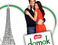 NESTLÉ DAMAK PARIS